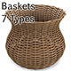 Basket pack - 3DOcean Item for Sale