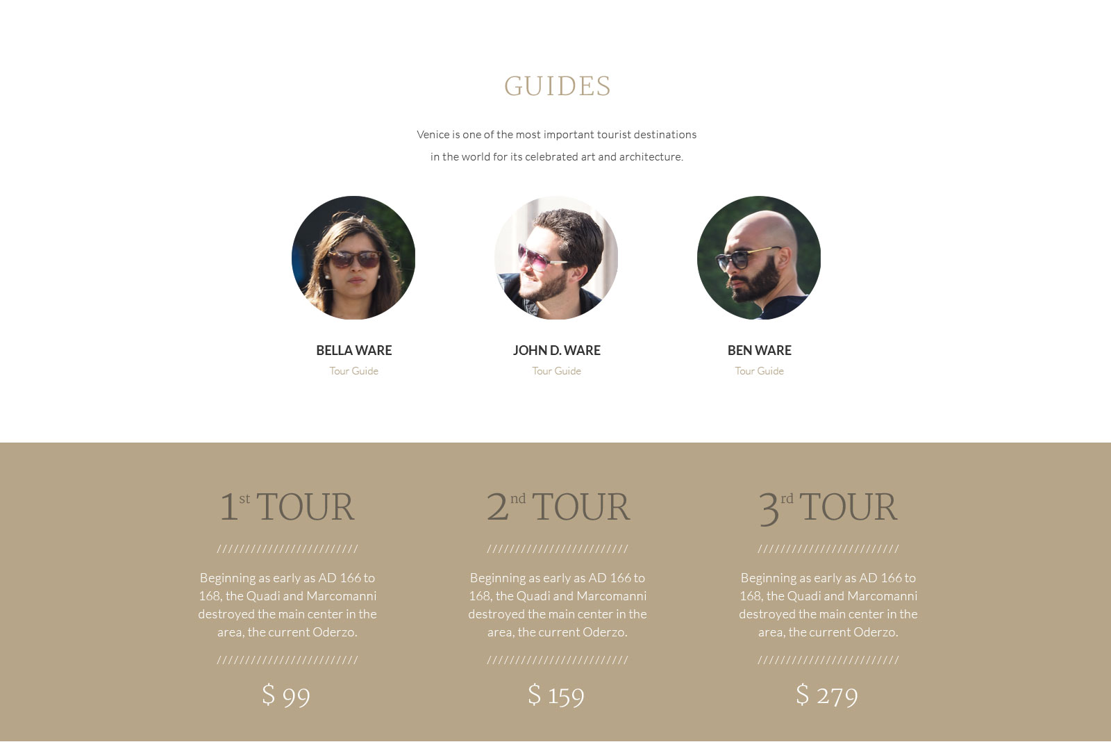 Venedic tour guide psd template by themfy themeforest venedic psd template 00g venedic psd template 01g venedic psd template 02g pronofoot35fo Image collections