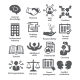 Business Management Icons. Pack 22. - GraphicRiver Item for Sale