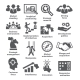 Business Management Icons. Pack 27. - GraphicRiver Item for Sale