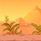 Desert Game Background - GraphicRiver Item for Sale