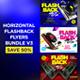 Flashback Flyers Bundle V3 - GraphicRiver Item for Sale