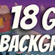 18 Game Backgrounds - GraphicRiver Item for Sale