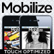Mobilize - Touch Optimized Mobile Template - ThemeForest Item for Sale