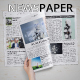 Newspaper Template | 20 Pages - GraphicRiver Item for Sale