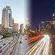 Los Angeles Day To Night  - VideoHive Item for Sale