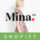 ST Mina Shopify Theme - ThemeForest Item for Sale