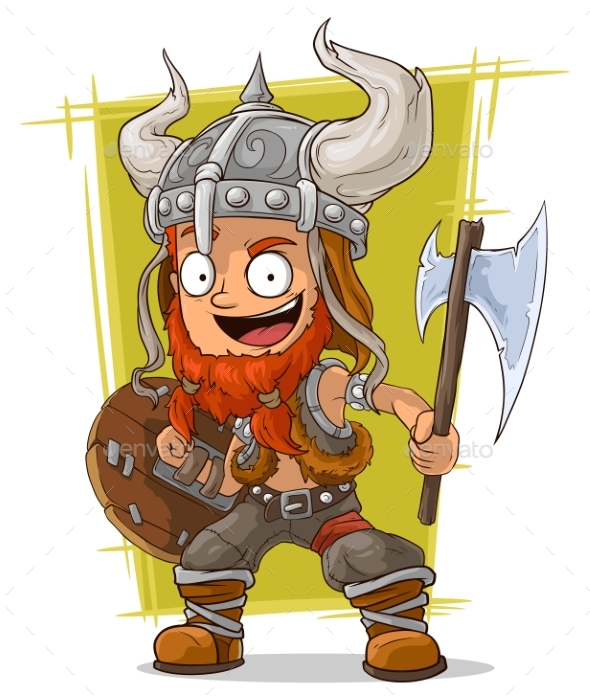 Image result for viking cartoon