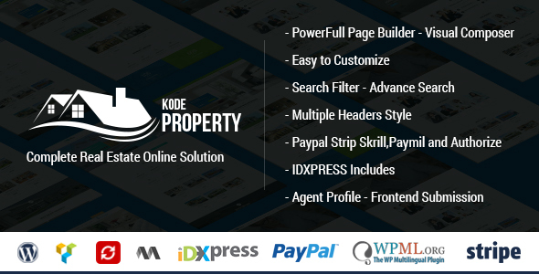 Real Estate WordPress – Real Estate WP
