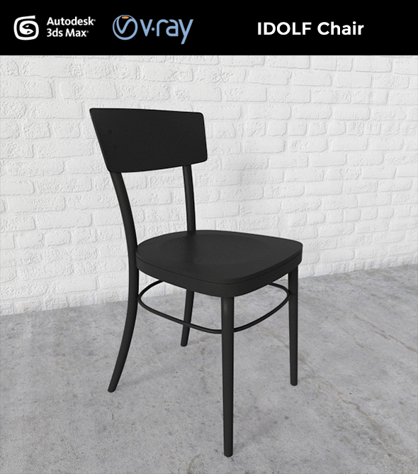 IDOLF Chair - 3DOcean Item for Sale