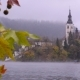 Bled Lake. Island Church. - VideoHive Item for Sale