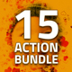 15 Actions Bundle - Photoshop Action Pack - GraphicRiver Item for Sale