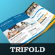 Education College Trifold Brochure v3 - GraphicRiver Item for Sale
