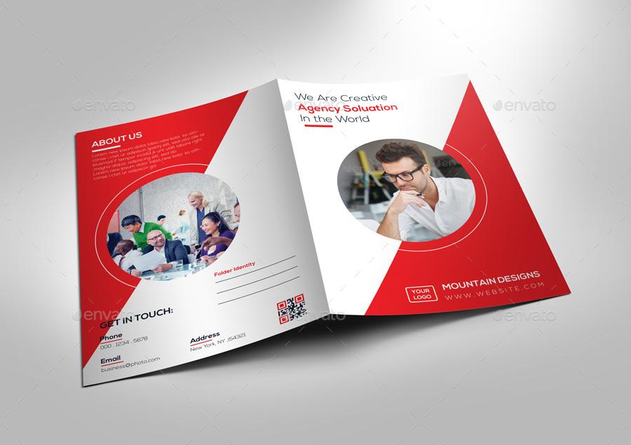 Creative Presentation Folder Design by TwinGraphic | GraphicRiver