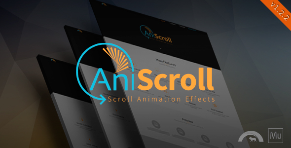 AniScroll - Scroll Animation Effects - CodeCanyon Item for Sale