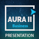 Aura II Power Point Presentation - GraphicRiver Item for Sale