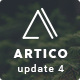 Artico - Responsive Coming Soon Template - ThemeForest Item for Sale