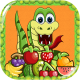 Fruit Snake - HTML5 Game, Mobile Version+AdMob!!! (Construct-2 CAPX)