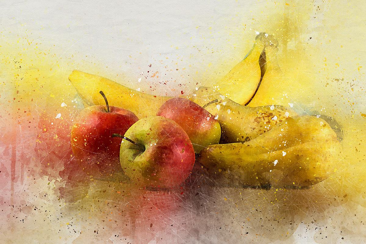 Perfectum - Vintage Watercolor Photoshop Action by profactions ...