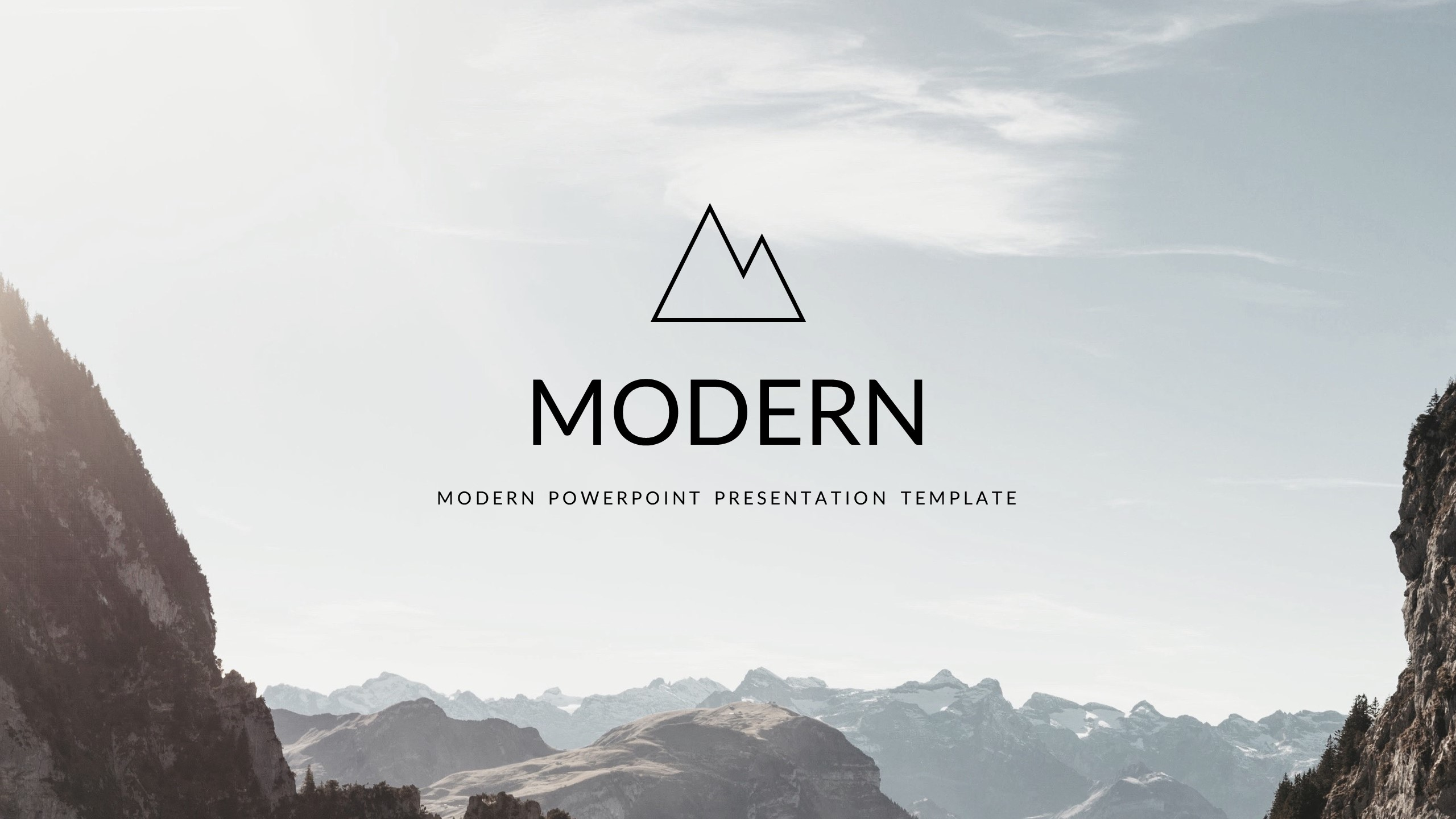 Modern - Powerpoint Template