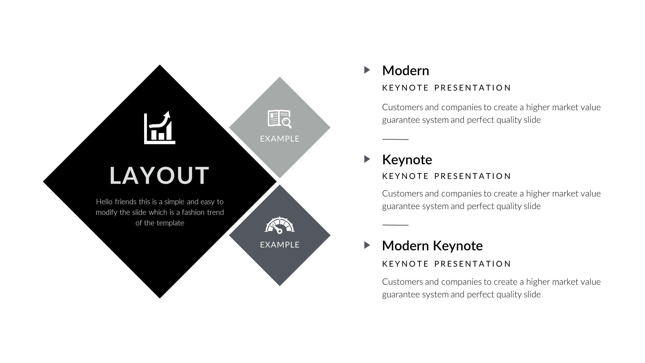 modern - powerpoint template5yue | graphicriver, Presentation templates