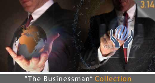 Businessman Stock footage & After Effects projects