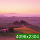 Sunrise over Tuscan Hills - VideoHive Item for Sale