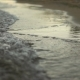 Waves Nailed To The Sandy Shore - VideoHive Item for Sale