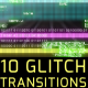 Data Glitch Transitions - VideoHive Item for Sale