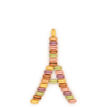 Macarons cake Eiffel Tower. Love, Valentines Day - PhotoDune Item for Sale