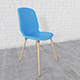 LEIFARNE Chair - 3DOcean Item for Sale