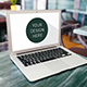 Realistic Laptop Screen Mockup - 5 PSD Files - GraphicRiver Item for Sale