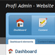 Profi Admin - Administration for the professionals Nulled