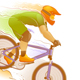 Mountain Biking - GraphicRiver Item for Sale