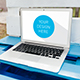 Realistic Laptop Screen Mockup - 6 PSD Files - GraphicRiver Item for Sale