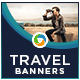 HTML5 Travel Banners - GWD - 7 Sizes(BEE-CC-059) - CodeCanyon Item for Sale