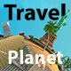 Planet Travel - VideoHive Item for Sale