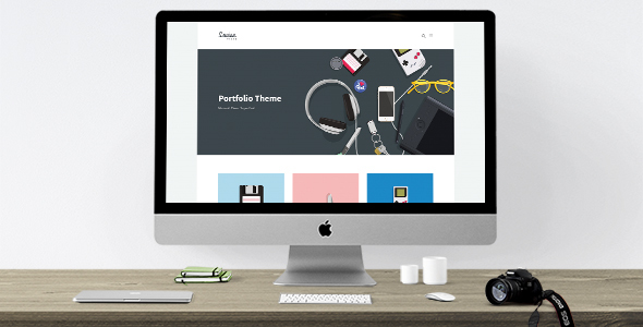 Louisa – WordPress Portfolio Theme