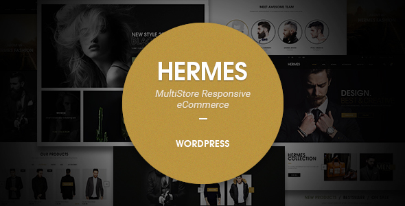 Hermes – Multi-Purpose Premium Responsive WordPress Theme