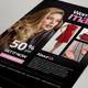 Fashion Discount Flyer