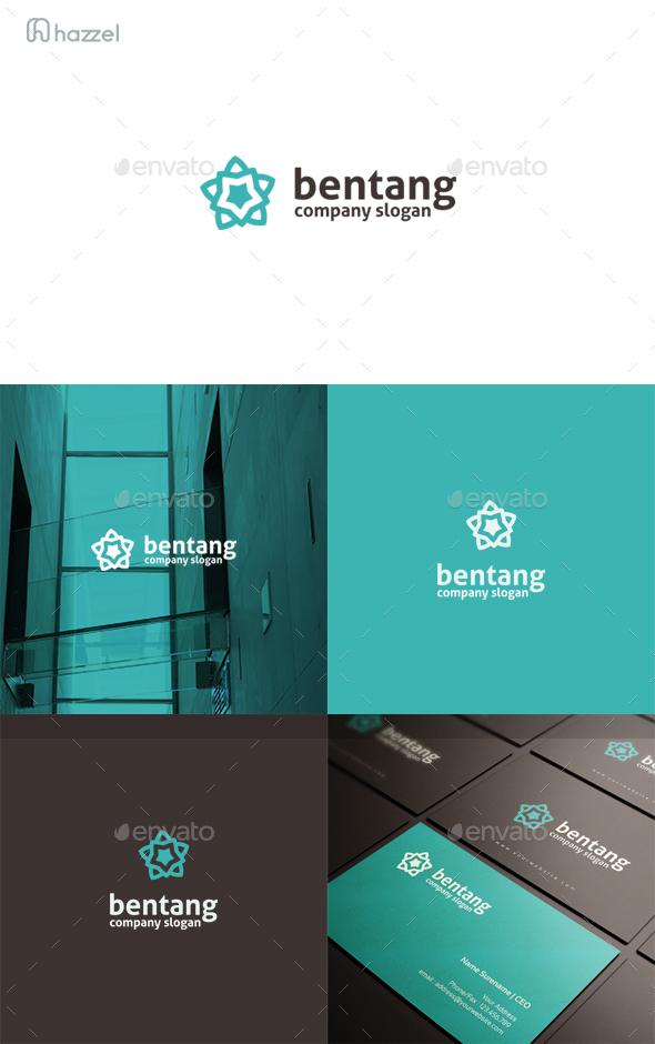 Bentang Logo - Symbols Logo Templates