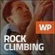 Rock & Wall Climbing / Sport Club WP Theme  - ThemeForest Item for Sale