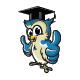 Owl Teacher - GraphicRiver Item for Sale