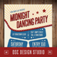 Vintage Dance Party Flyer - GraphicRiver Item for Sale