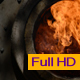 Fuel Burning Inside Round Stove - VideoHive Item for Sale