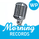 Morning Records - Sound Recording Studio WP Theme Nulled