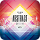 Abstract Skyline CD Cover Artwork - GraphicRiver Item for Sale