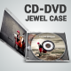 CD - DVD Jewel Case - VideoHive Item for Sale