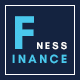 Financeness - Business and Finance HTML Template Nulled