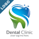 Dental Clinic Logo - GraphicRiver Item for Sale